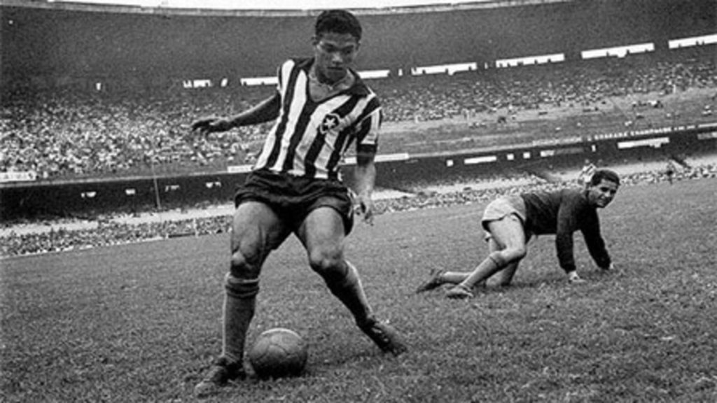 Garrincha, Alegria do Povo (1962), documental del director brasileño Joaquim Pedro de Andrade