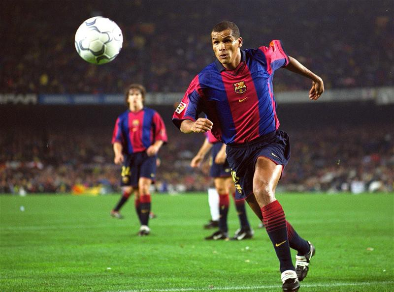 Rivaldo, la magia de Brasil en Barcelona - Apuntes de Rabona