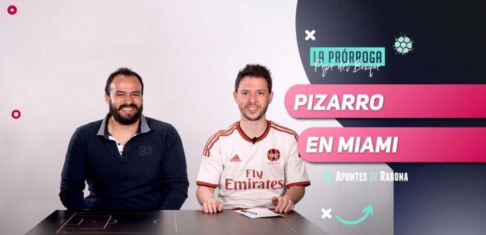 Pizarro en Miami