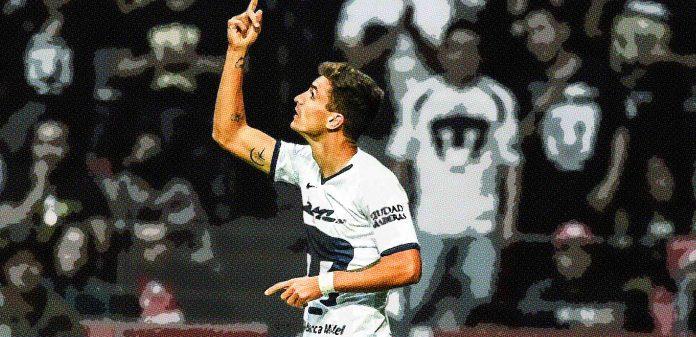 Juan Ignacio Dinenno, parte del éxito de Pumas