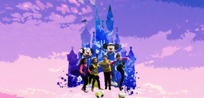 UEFA y Disney