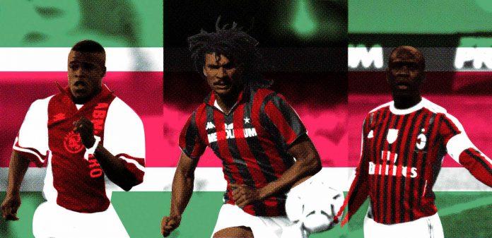 futbol de Surinam