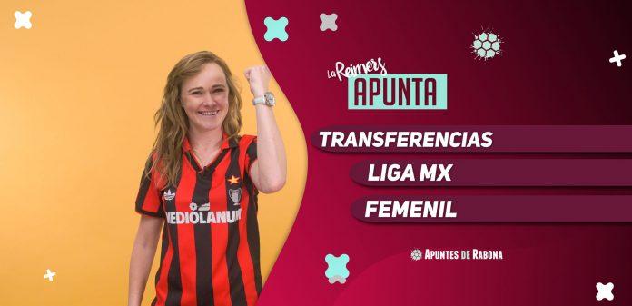 Transferencias en el futbol femenil