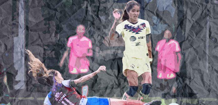 mujeres en el futbol