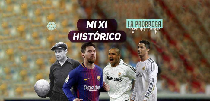 XI histórico