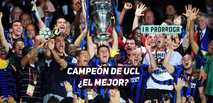 Campeón UCL