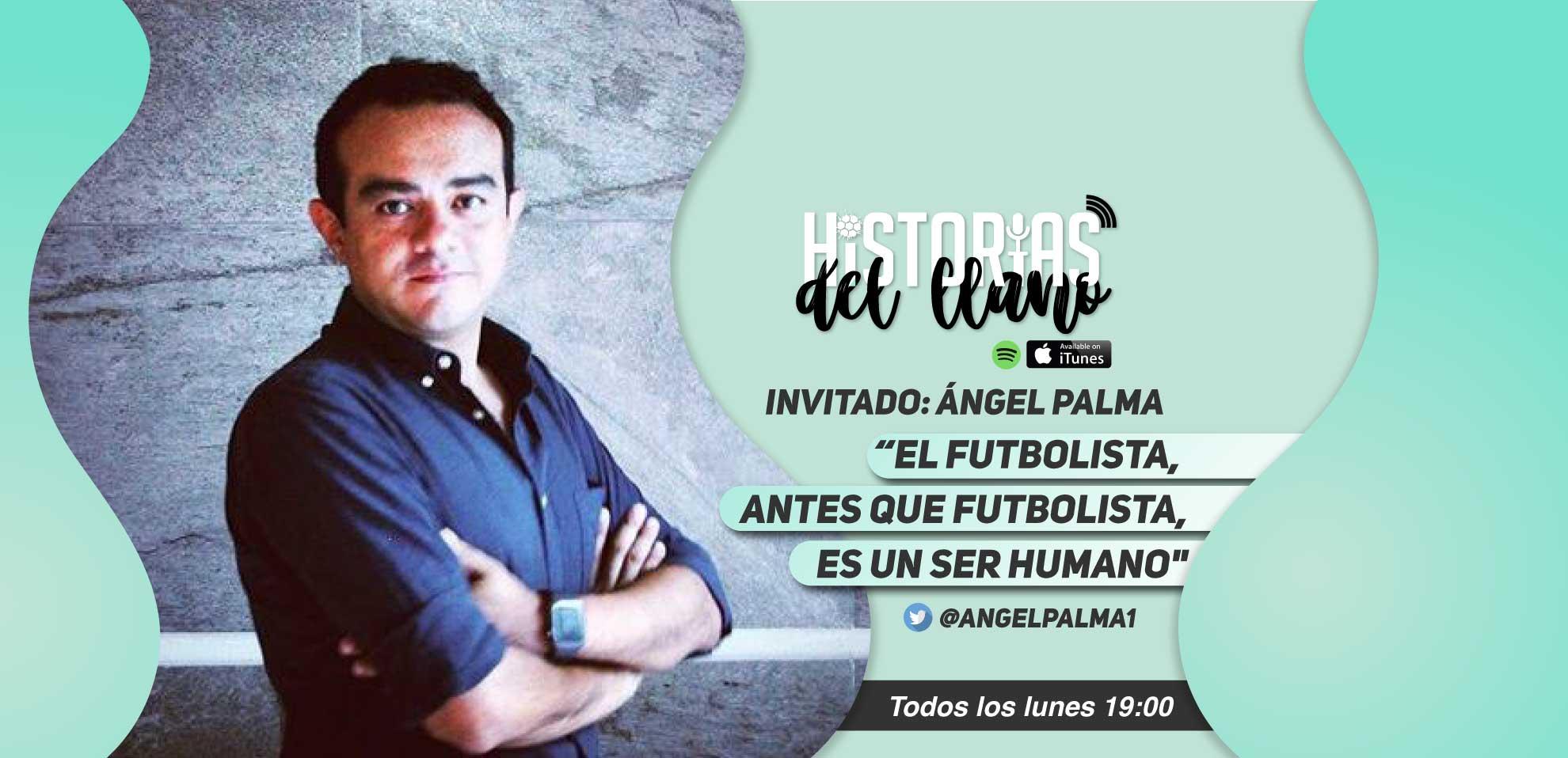 Ángel Palma