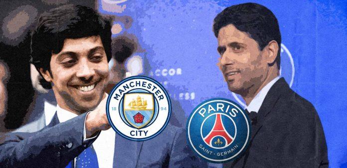 Mansour y Al-Khelaïfi