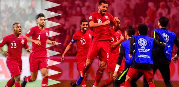Selección nacional de Catar
