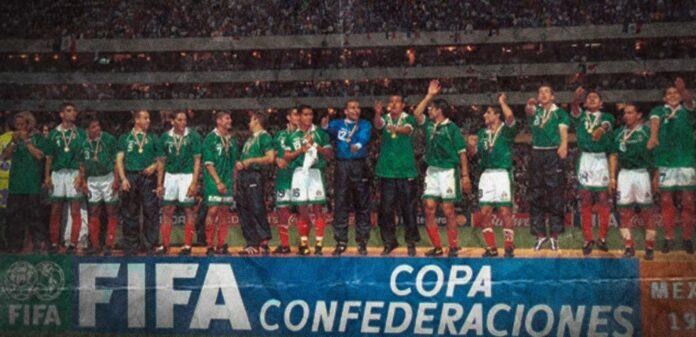 México campeón de la Confederaciones