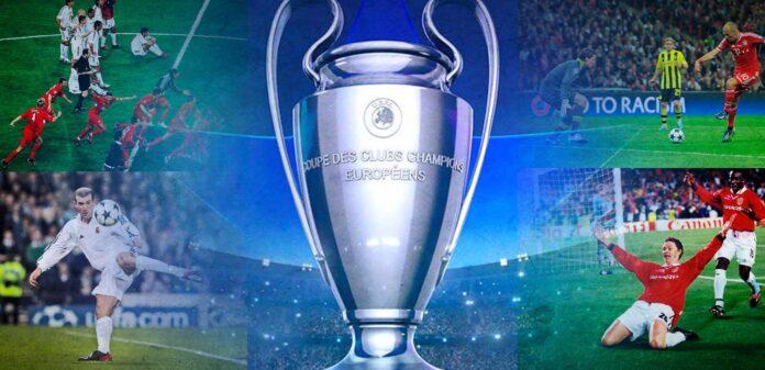 Finales de la Champions League